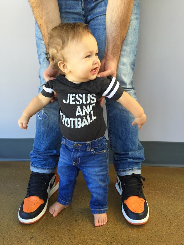 Crew - Jesus and Football
